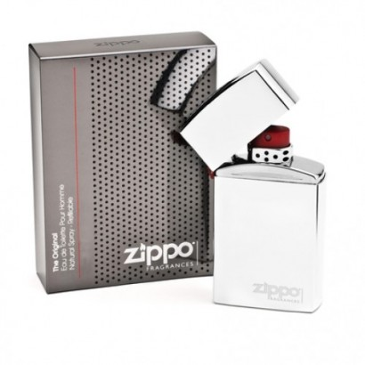 Zippo - The Original Silver Miehille (50ml)